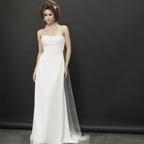 ウェディング ドレス送料無料新しい到着包帯トップ ブライダル gownparty ショルダー ドレス有名な デザイナー マーメイド