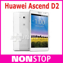 "Original Huawei Ascend D2 5"" dual sim card quad-core CPU 1.5Ghz 2GB RAM 32GB ROM IPS 1920*1080 water proof FreeShipping(China (Mainland))"