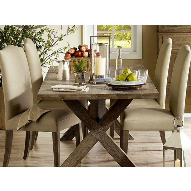 Solid wood furniture, custom American fashion wind natural wind wood tables dining tables living room home office(China (Mainland))
