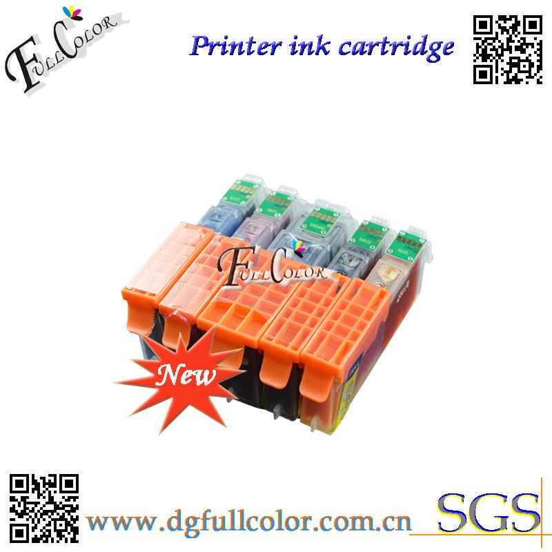 Free shipping  300piece a lot compatible ink cartridge PGI550 CLI551 For canon PIXMA MG5450 PIXMA IP7250 inkjet printer<br><br>Aliexpress