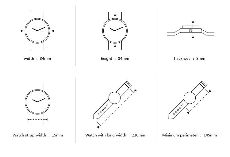 Comtex Белый Кожаный Ремешок Нержавеющей Еще Дело Новая Мода Аналоговый Дисплей Женские Часы Водонепроницаемые Кварцевые Часы