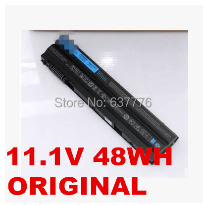 original battery For DeLL Latitude E5420 E5430 E5520 E5530 E6120 E6420 E6430 E6520 E6530 Vostro 3460 Vostro 3560(China (Mainland))
