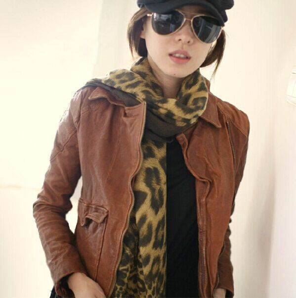 Leather Suede Jackets Womens - Jacket