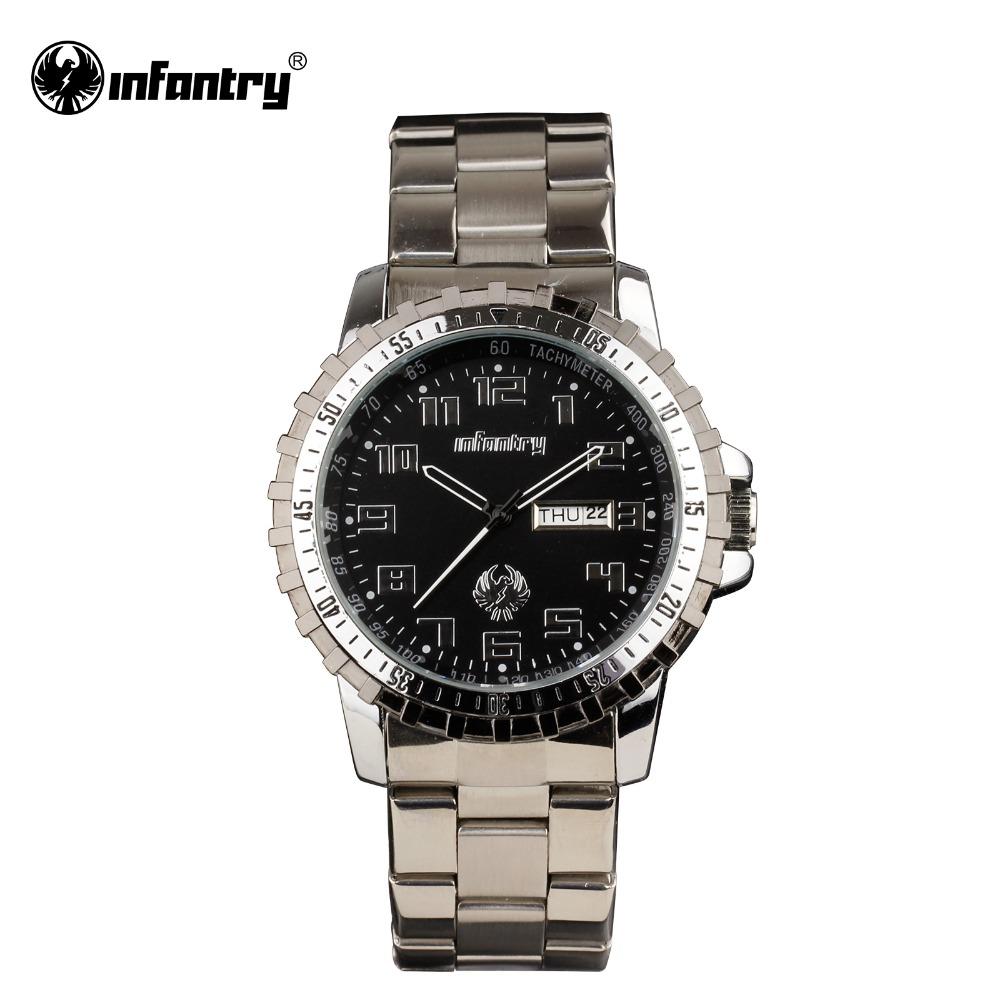 infantry luxury brand quartz watches 2016 day