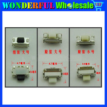 3models,Mobile phone,cell phone Push button,Switch button for Samsung/MP3/...(China (Mainland))