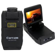 Free shipping car Dvr camera k2000 Full HD 1080P 2 0 LCD screen 140 Gelar Lens