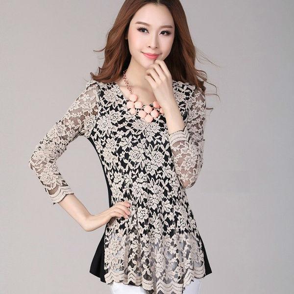 Боди блузка большой размер купить