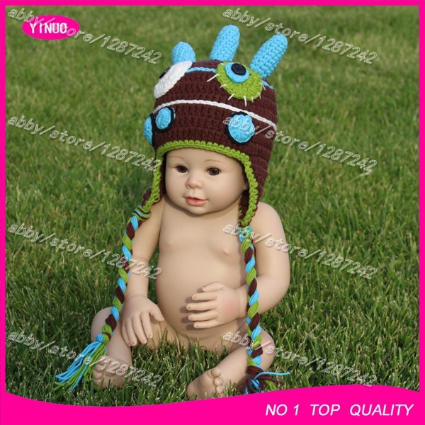 Baby Knitted Viking Hat Baby Hats Knit Baby Cocoon