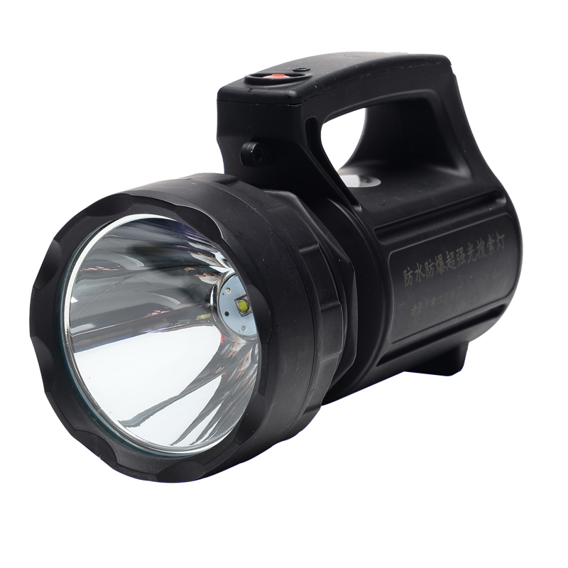 Newest20W Led Spotlight Portable Flashlight Searchlight Super Bright,Far Distance and Long Burning Time(China (Mainland))