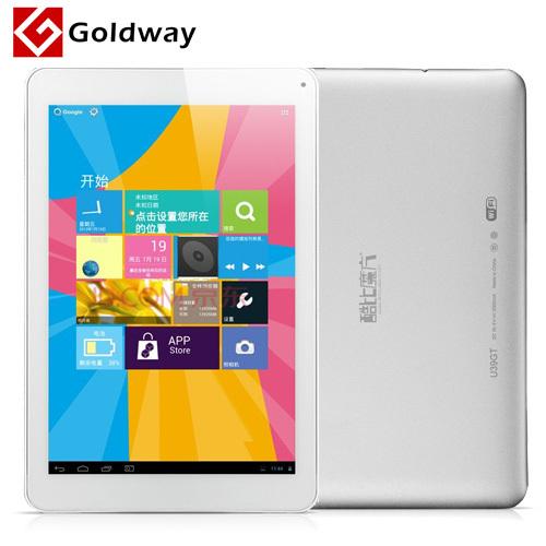 "Original Cube U39GT 9.0"" 1920x1280 Screen Quad Core 1.8GHz 2GB RAM 16GB ROM 2.0MP 5.0MP Android 4.2 HDMI Wifi Tablet PC Goldway(Hong Kong)"