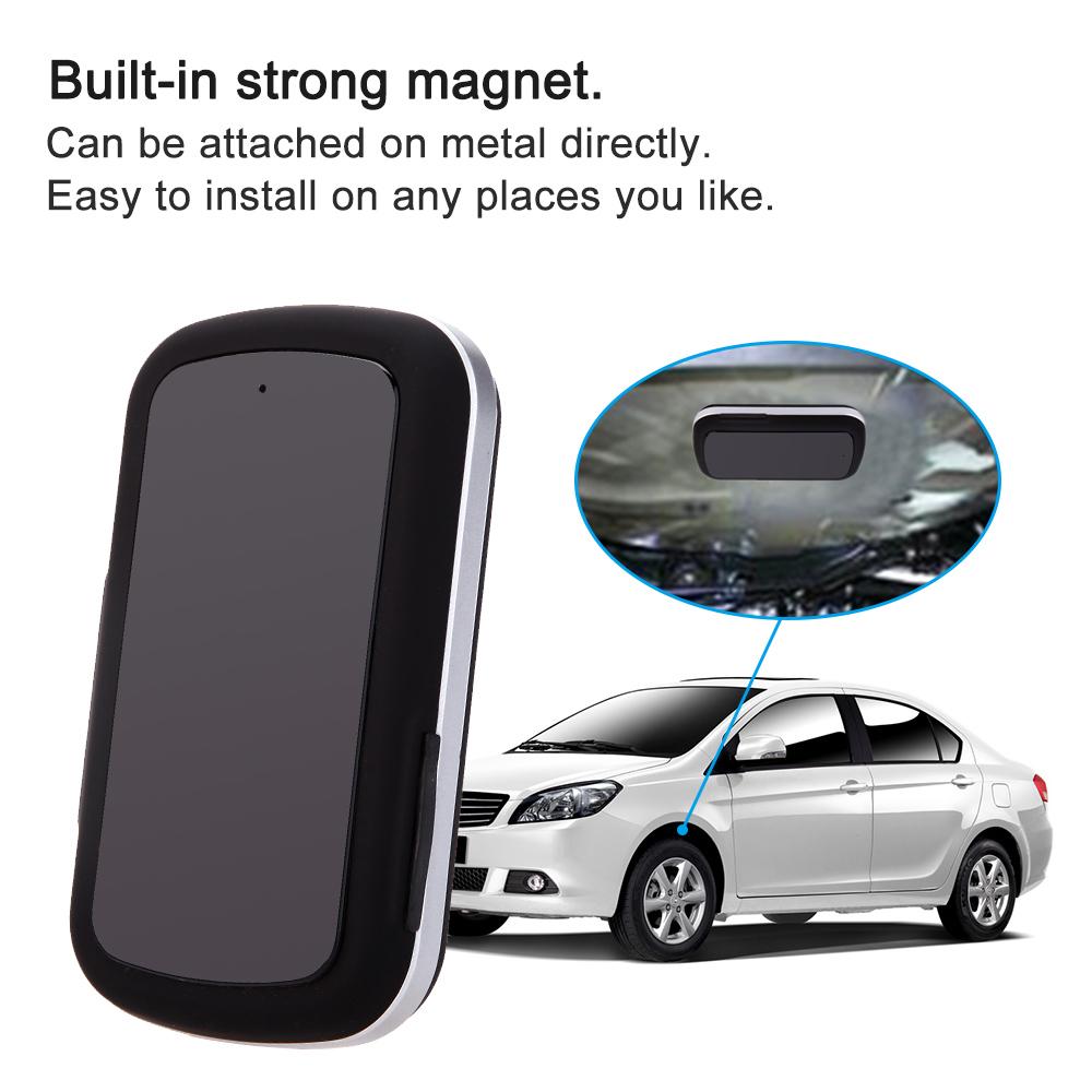 RU stock 60 Days Longtime Standby Mini GPS GSM Car Vehicle Tracker G-Fence IOS Andriod App Alarm Car Tracking Alarm Anti-Lost(China (Mainland))