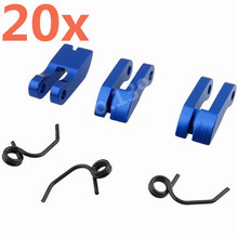 Buy Wholesale 20set/lot HSP 081008 81202 Alloy Shoe Clutch&Spring Upgrade Parts RC Model Car BAZOOKA 1/8 Nitro Baja Buggy for $28.00 in AliExpress store