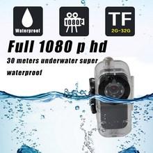 S1 Full HD 1080P 5 IR Mini DV night vision Thumb Video Hidden Sports DV,waterproof Sport DV with waterproof case(China (Mainland))
