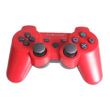 FW1S Wireless Double Shock Controller Joystick Joypad Vibration Six-axis for PS3 Free Shipping