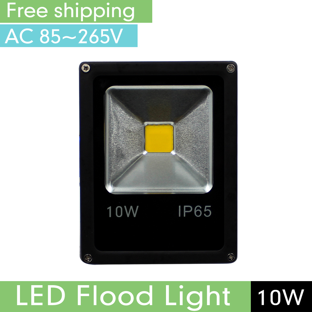 Refletor LED FloodLight 10W 20w 30w 50w led Flood light luz led spotlight outdoor lighting tunel projectors lights lanscape lamp(China (Mainland))