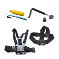 SOOCOO Sports Action Camera Accessores Kit for Gopro SOOCOO C50 C30 C30R C10S S70 S60 S60B