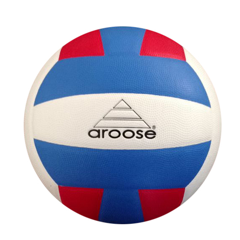 Aroose Size 5 Volleyball Senior PU Laminated Leather Match Volleyball Indoor Outdoor Training Ball Volei Beach Volleyball(China (Mainland))