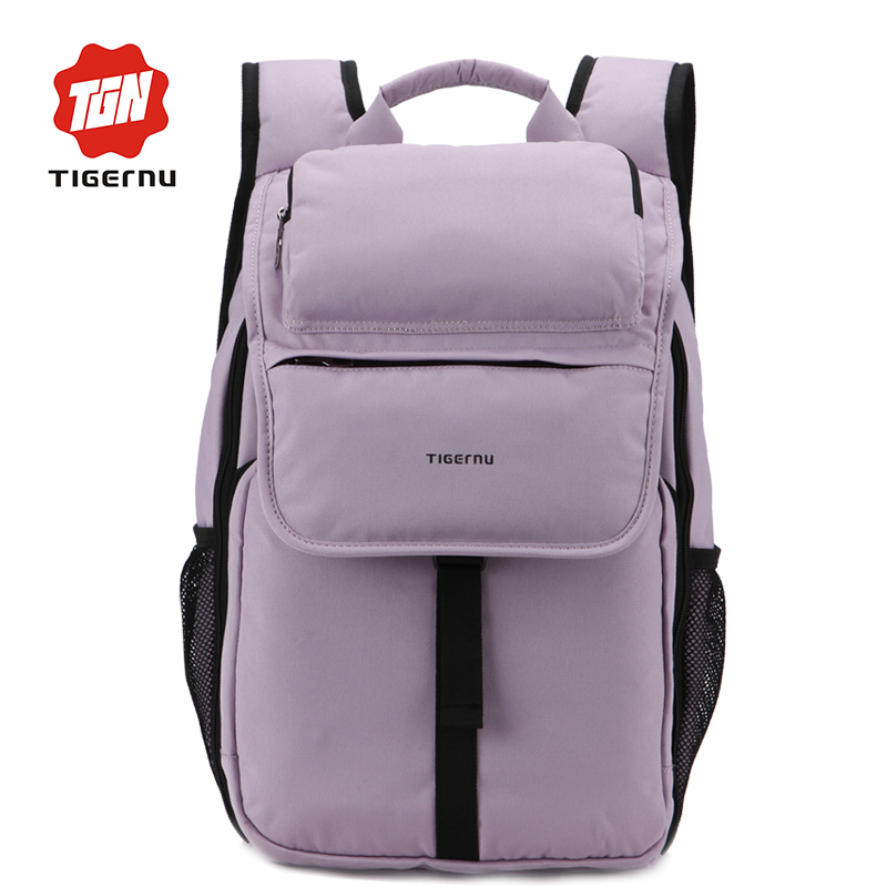 TIGERNU Fashion Backpack Women Bag Sport Preppy Backpack Casual Girls Travel Large Capacity Bag Fashion Girls Bagbacks Nylon Bag(China (Mainland))