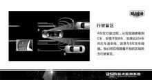 OEM Original Side Assist Lane Change Assist System For Ford Escape Edge Mondeo(China (Mainland))