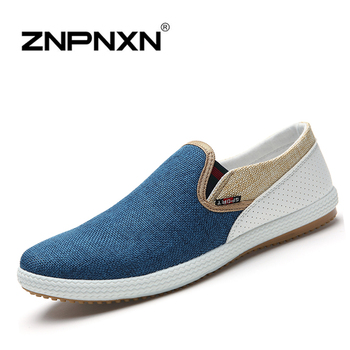 Hot sale Summer 2015 England men's flats fashion slip on Canvas shoes men driving loafers mocassins 3 color