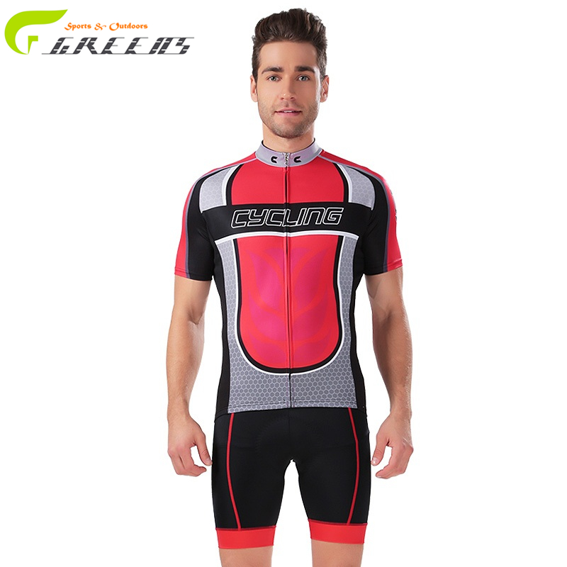 2016 Gurensye brand new design cycling jersey ropa clismo hombre anti-sweat men's cycling clothing mtb bike maillot ciclismo(China (Mainland))