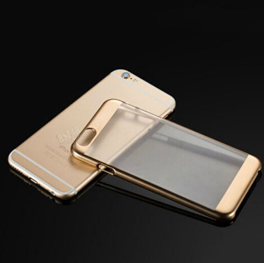 2015New Fashion ultra-thin PC+ Plating Unique Style Perfect seamless back Cover luxury protective phone Case iPhone 6 PT4066 - Corcossi Science & Technology CO., LTD store