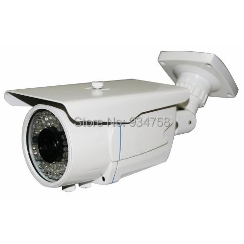 1.3 MP 960P CCTV Security AHD 42 IR Leds 2.8-12mm Waterproof Bullet Camera<br><br>Aliexpress