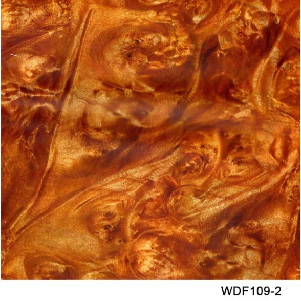WDF1092 Decorative Material 10 square Width 1m water transfer printing film wood(China (Mainland))