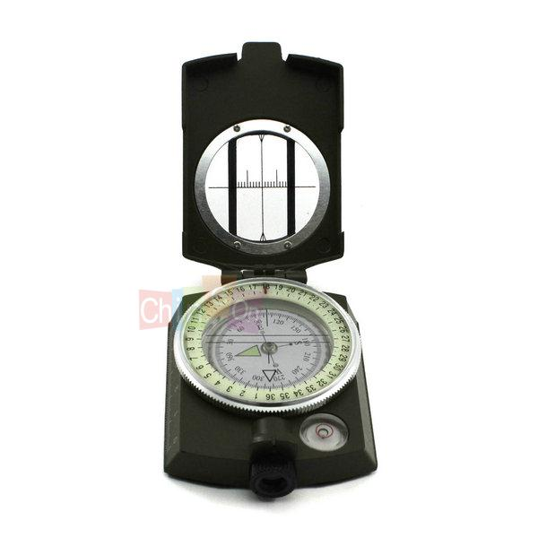 1Pc Professional Navigation Tools Army Outdoor Camping Use Military Pocket Compass with Pouch(China (Mainland))