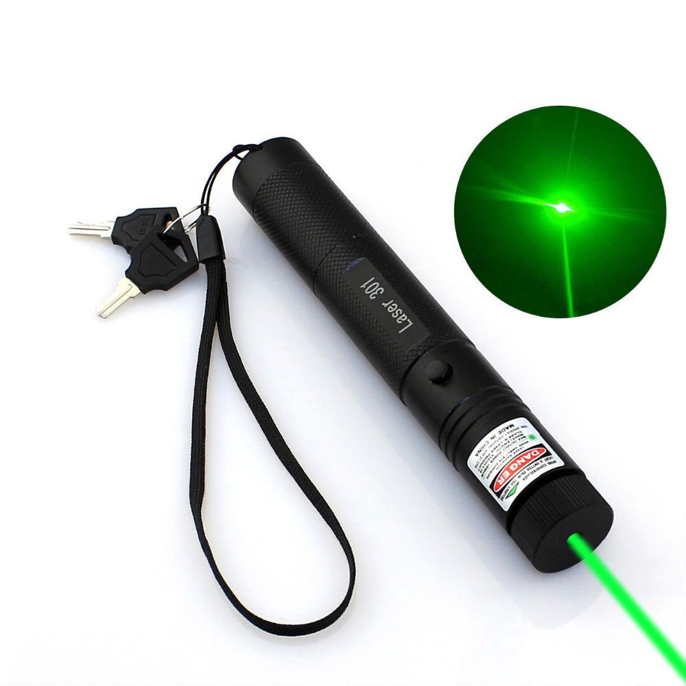 301 Focus Burning 532nm Green Laser Pointer ,Green Laser Pen Lazer Beam Military Green Lasers<br><br>Aliexpress
