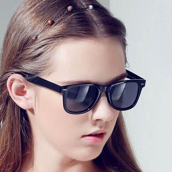 Okulary przeciwsłoneczne klasyczne wayfarer różne kolory