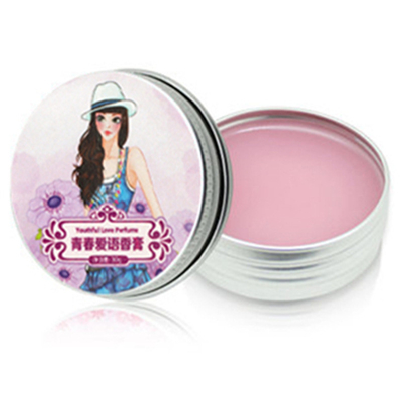 AFY Female Solid Fragrance Creams Body Perfumes and Fragrances for Women Brand Originals Deodorant Solid Hot Lady Perfumesl(China (Mainland))