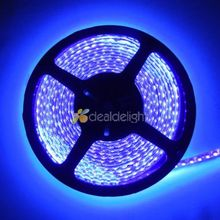 Buy DC12V 5M 3528 SMD 120led/m 600 Leds Ultraviolet UV 395-405nm Purple Waterproof Flexible LED Strip Light Free Shipping for $13.58 in AliExpress store