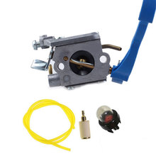 Buy Husqvarna 125B 125BX 125BVX Carburetor Leaf Blower Carb W/ Fuel line Filter Trimmer Blowers 545081811 545 08 18-11 for $18.68 in AliExpress store