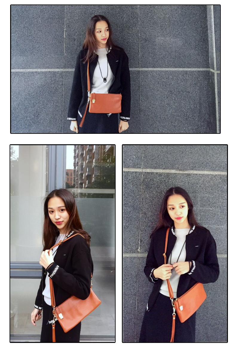 Famous Brand New Trendy Clutch High Quality Cowhide Crossbody Bag Classic Designer Shoulder Bag Casual Fashion women Bag