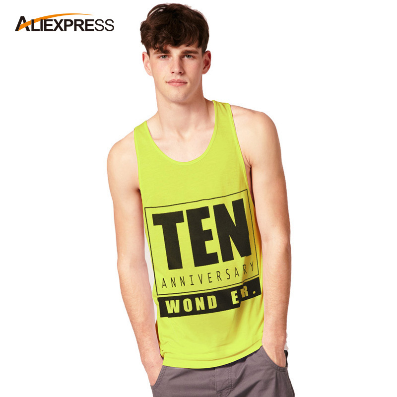 Summer Style Gym Singlets Mens Tank Tops Shirt,Bodybuilding Equipment Fitness Men's Golds Gym Stringer Tank Top Sports Clothes(China (Mainland))