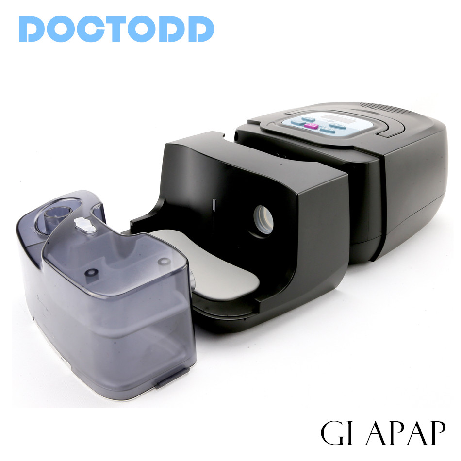 Doctodd GI Auto CPAP Hot Sale APAP Machine For Sleep Snoring And Apnea Therapy APAP With Humidifier Nasal Mask Tubing and Bag(China (Mainland))