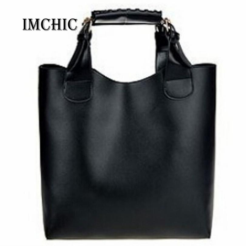 Factory Sale 2016 Autumn Winter Brand Desinger Big Volume Fashion Bucket Handbags Women Bag Work Casual Messenger Crossbody Bag(China (Mainland))