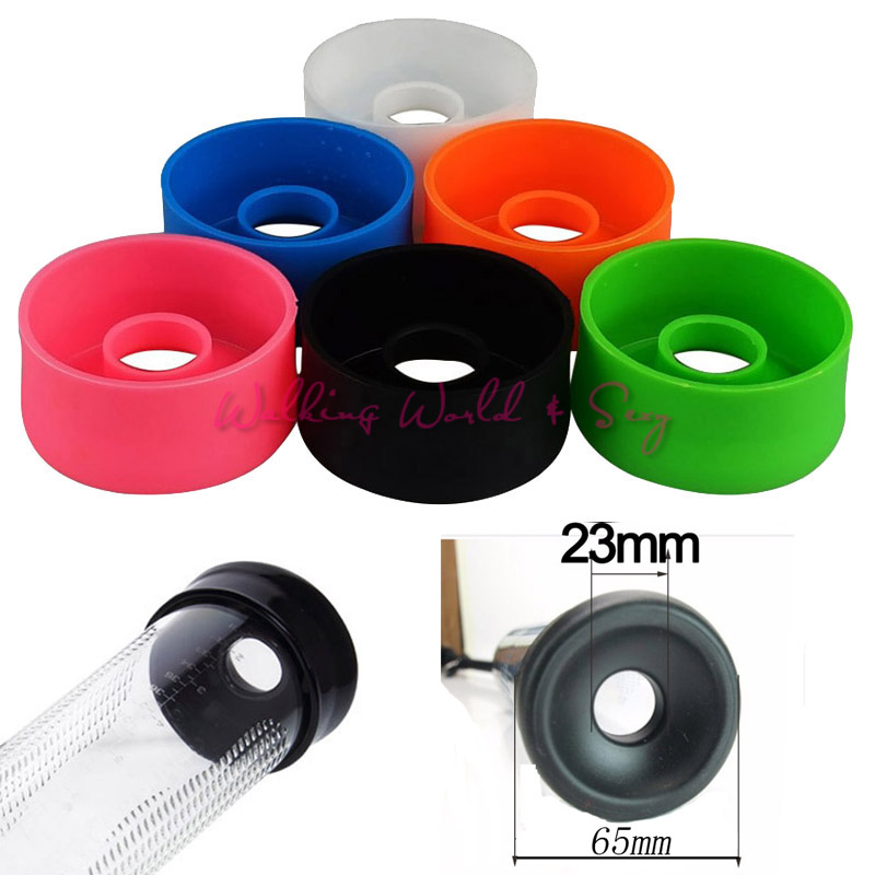 Sex Products Silicone Replacement Penis Pump Sleeve Cover Rubber Seal For Most Penis Enlarger Device Dildo Penis Pump Accessory