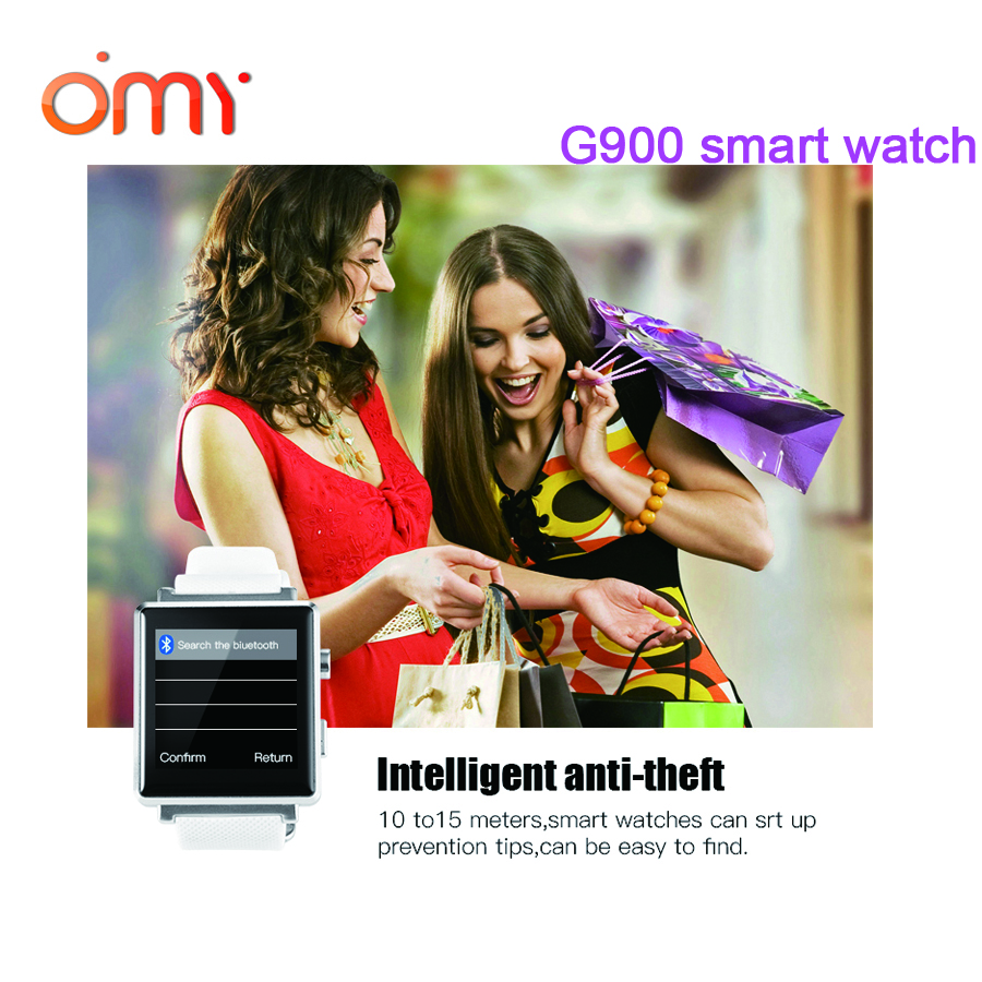 2016 new Bluetooth G900 Smart Smartwatch MTK6260A BT3.0 support Camera SMS.QQ.phonebook Google play,Browser for Andrion phone(China (Mainland))