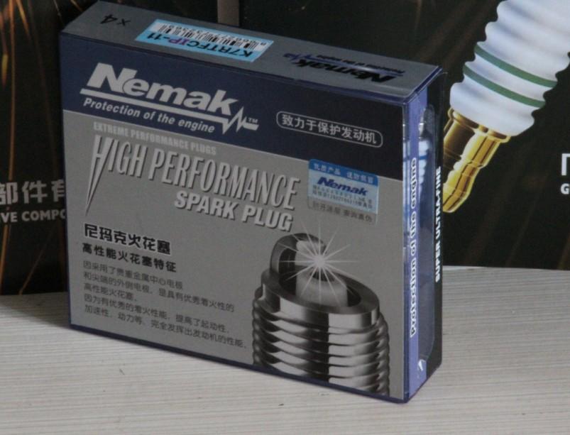 Replacement Parts Platinum iridium car candles spark glow plugs for volvo s40 2 4l 2 5t