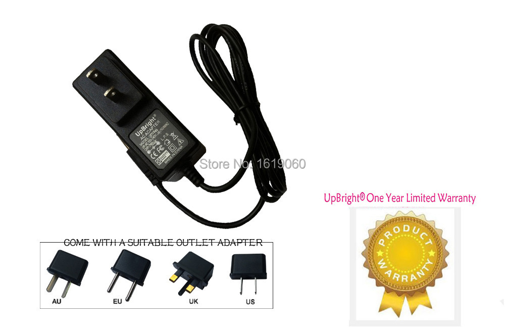 UpBright New AC / DC Adapter For Yamaha PSS-102 PSS130 PSS-130 PSS170 PSS-170 PSS-185 PSS-190 PSS-370 PSS-270 keyboard Charger(China (Mainland))