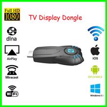 External Wifi Wireless 1080p Ezcast Chrome Digital HDMI Streaming Media Player Chrome Cast V5II TV Receiver Box