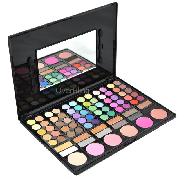 Cheap Beauty Product Series-- Eyeshadow / Cheek Blush /Pressed Powder/ Makeup Set(China (Mainland))