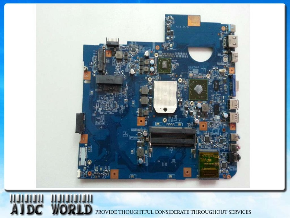 For ACER Aspire 5542 5542G Laptop Motherboard Mainboard 48.4FN01.011 MB.PHA01.001 works well(China (Mainland))