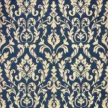Luxury European 3D Wallpaper Damask Mural Wall Paper Living Room Bedroom TV Background Wallpaper Classic Vintage Wall Paper Blue(China (Mainland))