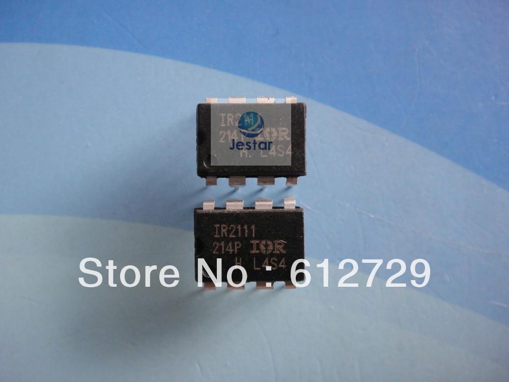 IR2111PBF IR2111 DIP8 HALF-BRIDGE DRIVER 50pcs.