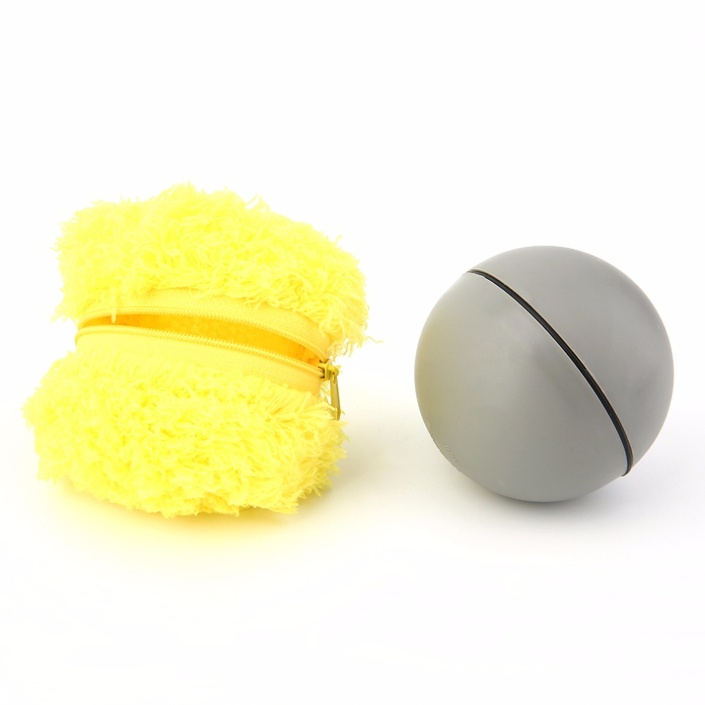 2017 Creative Home Floor Automatic Rolling Ball Vacuum Cleaner Mini Size Mocoro Microfiber Robotic Mop Ball Cleaner(China (Mainland))