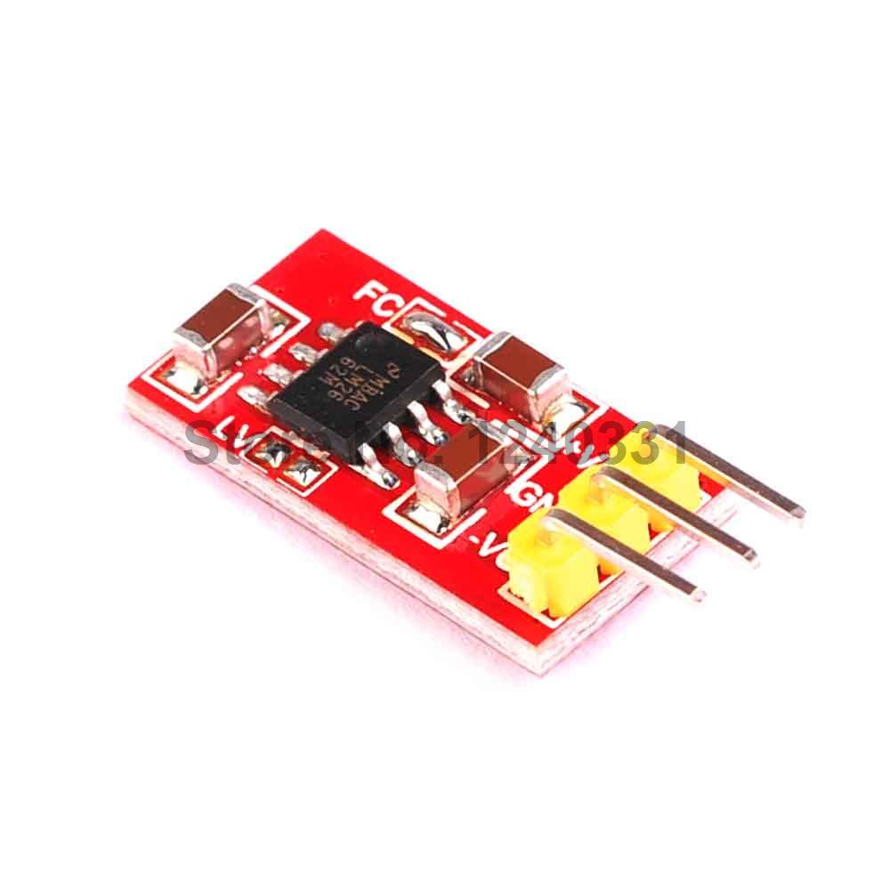 1PCS LM2662 Negative Voltage Converter Module +5V / -5V Negative Power Supply Module(China (Mainland))