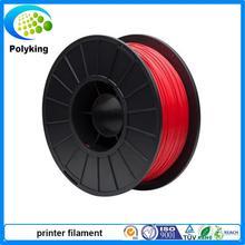 Flexible 3D Printer Filament rubber filament for 3D Printing